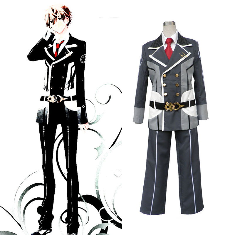 Starry Sky Male Vinter School Uniform 1 Cosplay Kostym Sverige