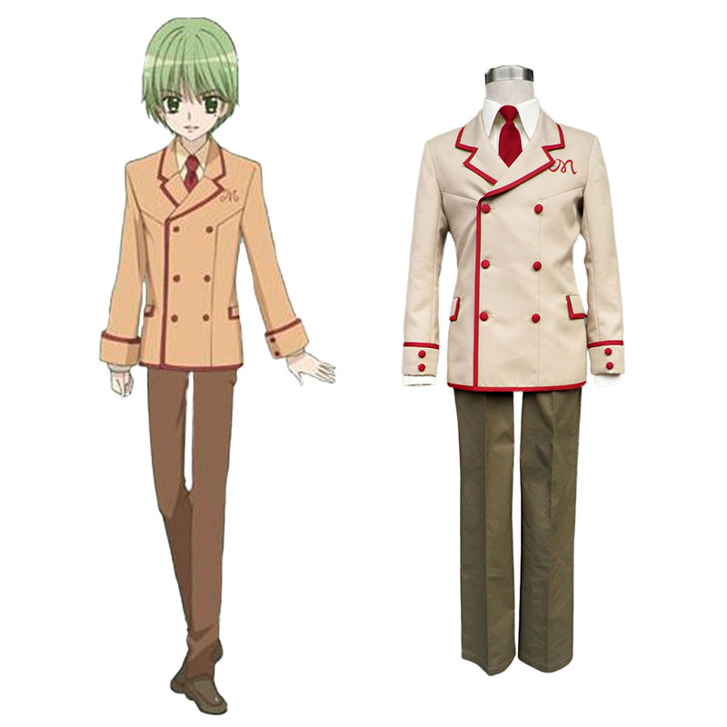 Yumeiro Patissiere Male School Uniforms Cosplay Kostym Sverige