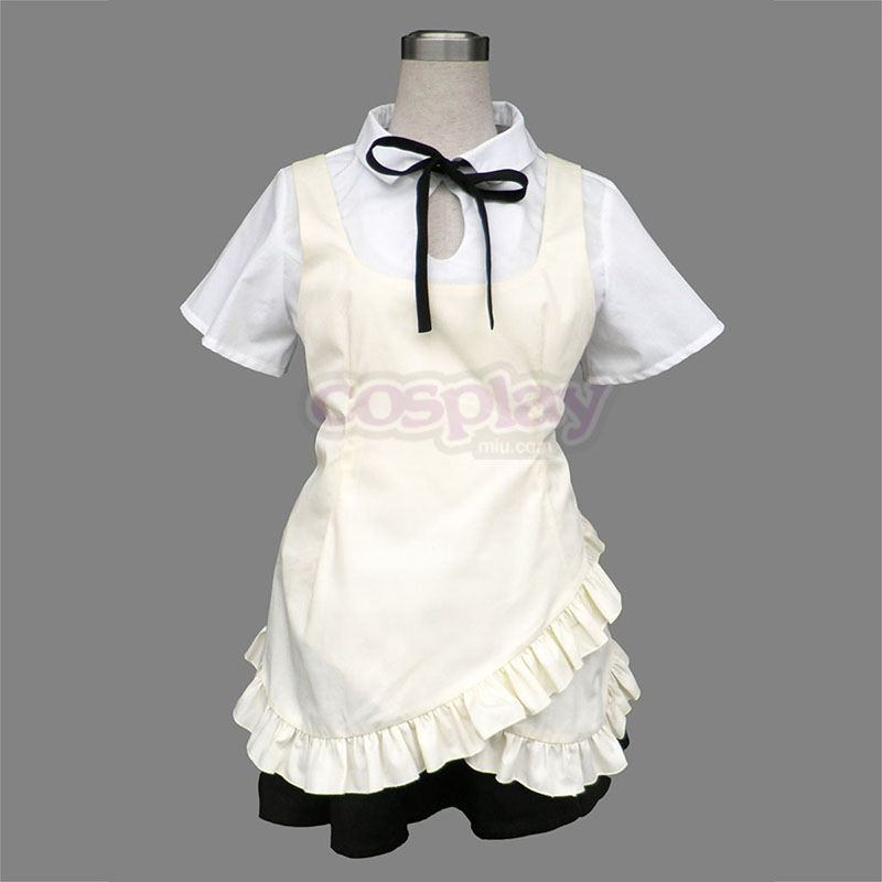 Working!! Wagnaria Kvinna Uniform Cosplay Kostym Sverige