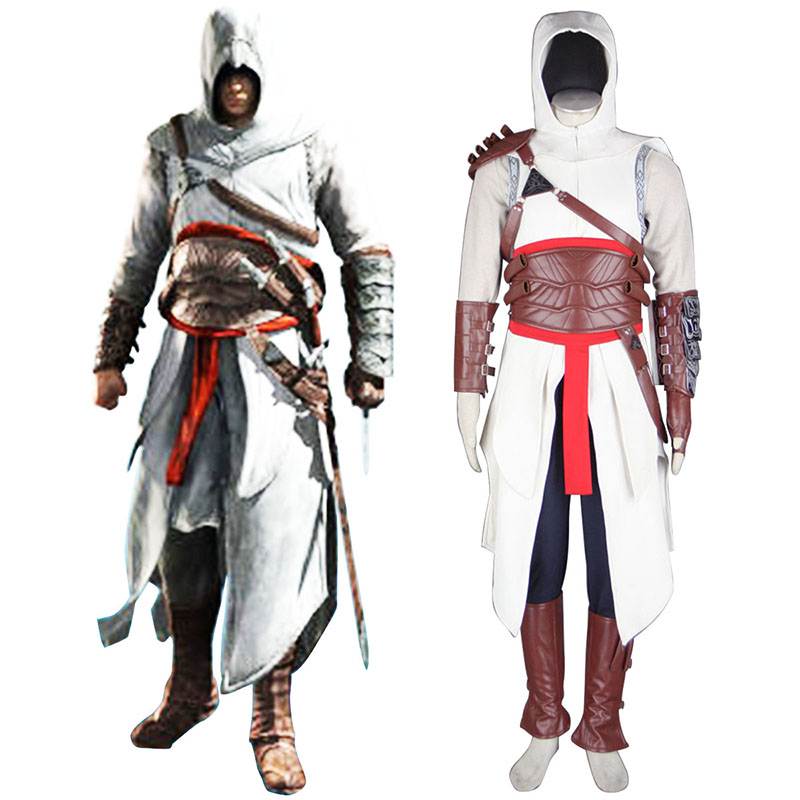 Assassin's Creed Assassin 1 Cosplay Kostym Sverige