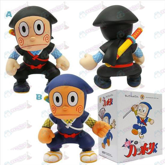 Både Ninja boxed docka (set)