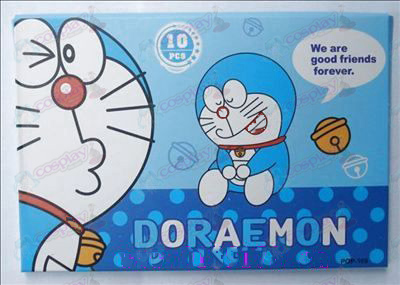 Doraemon Vykort (10 / The)