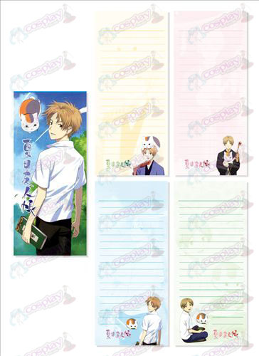 Natsume: s Book of Friends Tillbehör Skrapa Long Pad 023