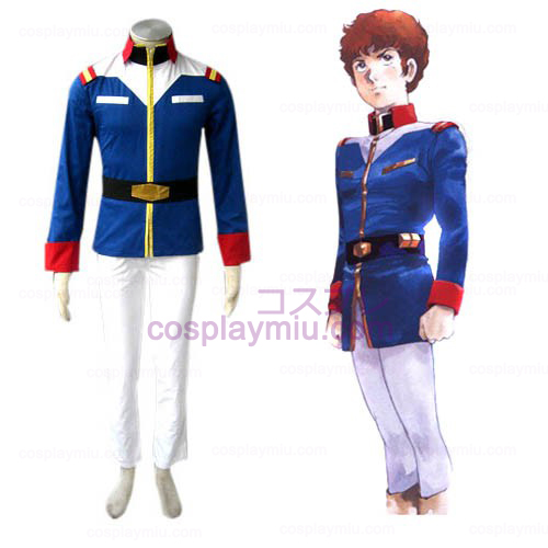 Gundam Seed Mobile Suit Destiny Cosplay Kostym
