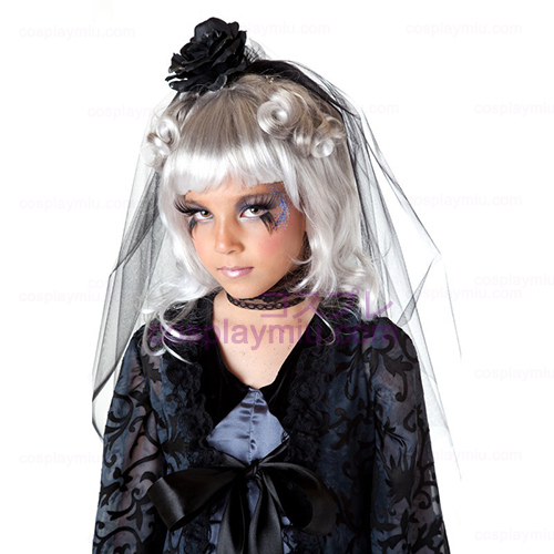 Midnight Bride Child Kostymer