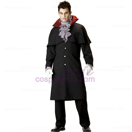 Edwardian Vampire Elite Collection Adult kostym