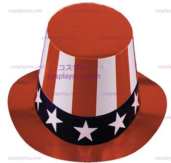 Kartong Uncle Sam Hattt, 1 Size