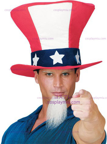 Uncle Sam Hatt W Beard