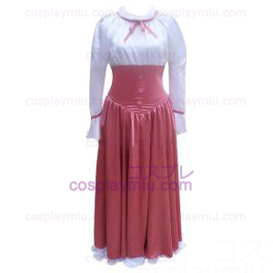 Chobits Chii Maid Dress Cosplay Kostym