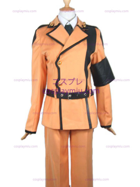 Lelouch av Rebellion Code Geass: Suzaku uniform