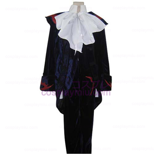Code Geass Lelouch Lamperouge Cosplay kostym