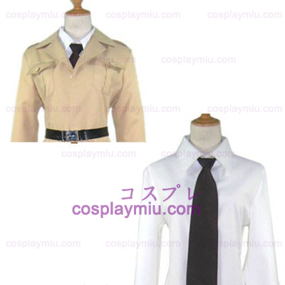 Hetali Axis Powers America Cosplay Kostym
