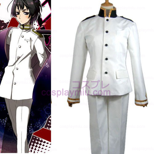 Axis Powers Janpanse Uniform Cosplay Kostym