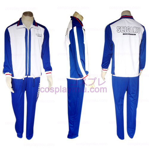Prince Of Tennis Seigaku Cosplay Kostym