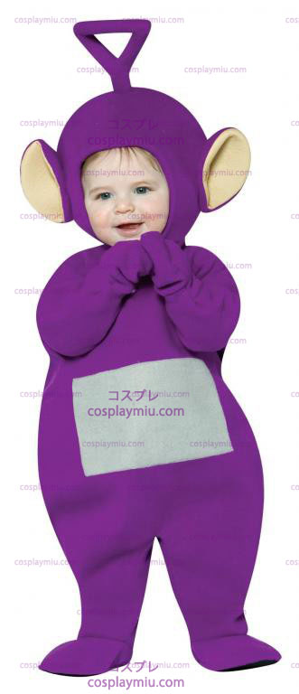 Teletubbies Tinky Winky Infant Dräkt