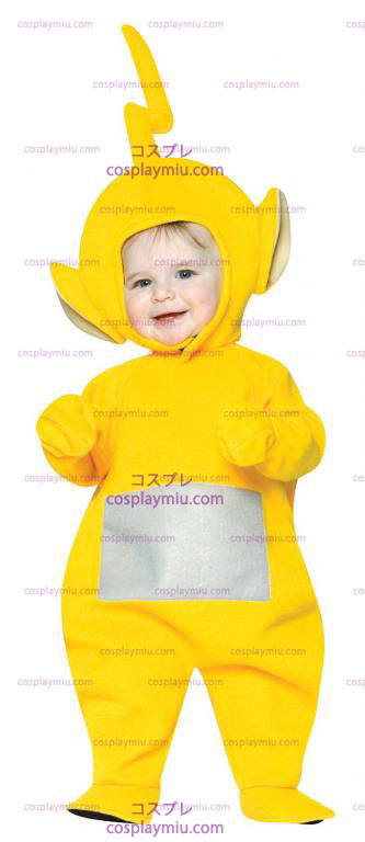 Teletubbies Laa-Laa Infant Kostym