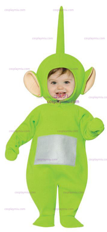 Teletubbies Dipsy Infant Kostym