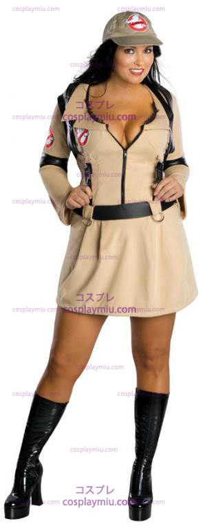Sexig Ghostbuster Plus Size