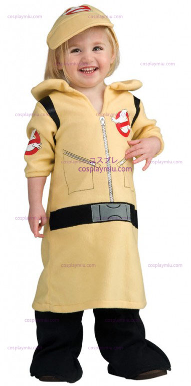 Infant / Toddler Ghostbusters Kostymer