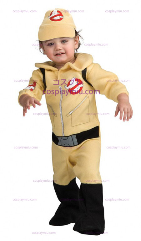 Pojkar Ghostbuster Infant / Toddler kostym