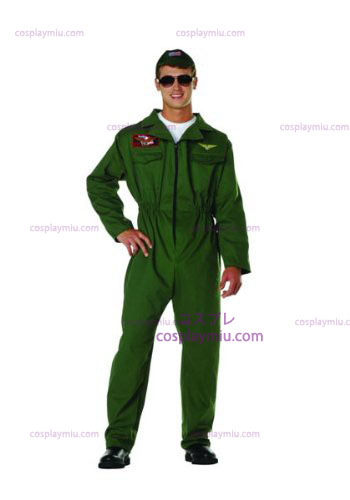 Top Gun Plus Size Kostym
