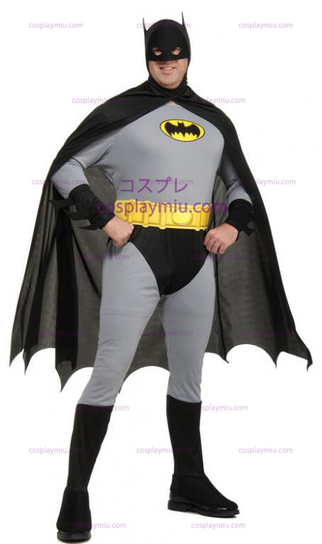 Batman Kostym Plus Size