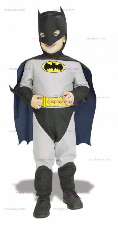 Child Batman Dräkt