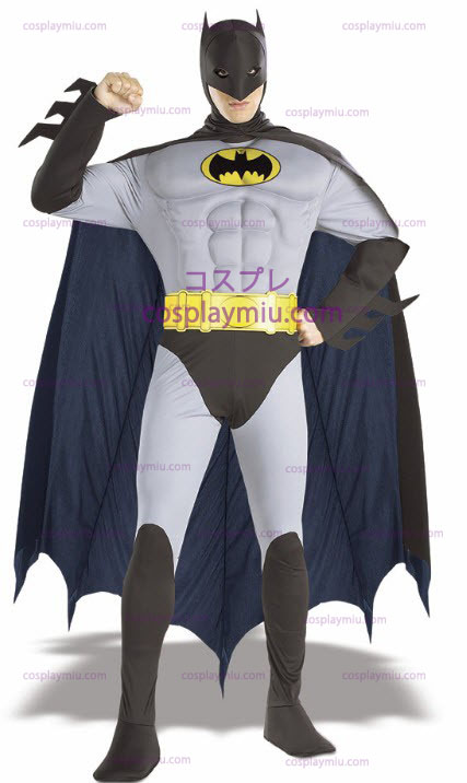 Ultimate Caped hjälte Batman Kostym
