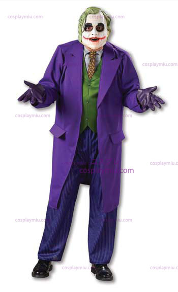 Joker Plus Size Kostym