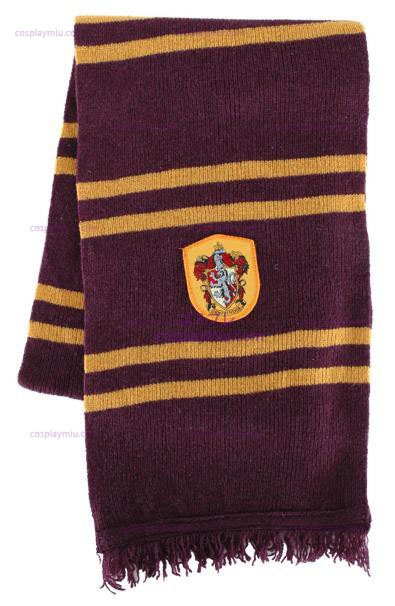 Harry Potter Gryffindor lammull House Scarf