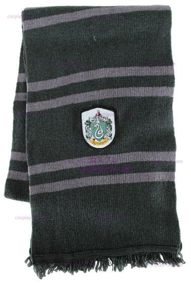 Harry Potter Slytherin lammull House Scarf