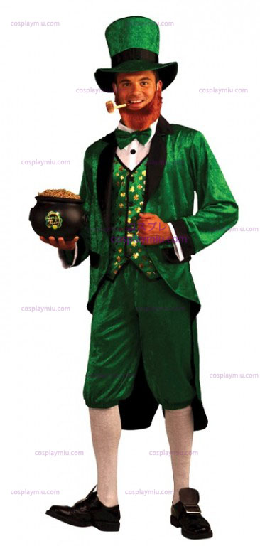 Mr Leprechaun Adult kostym