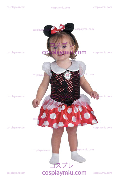 Behandla Minnie Infant kostym