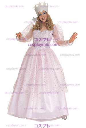 Wizard Of Oz Glinda Good Witch Adult kostym