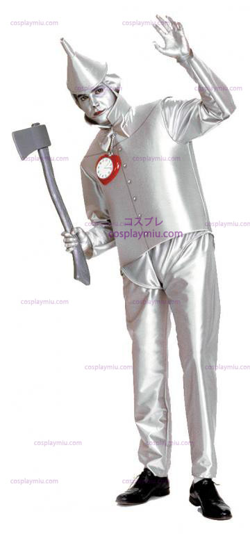 Wizard of Oz Tinman Adult kostym