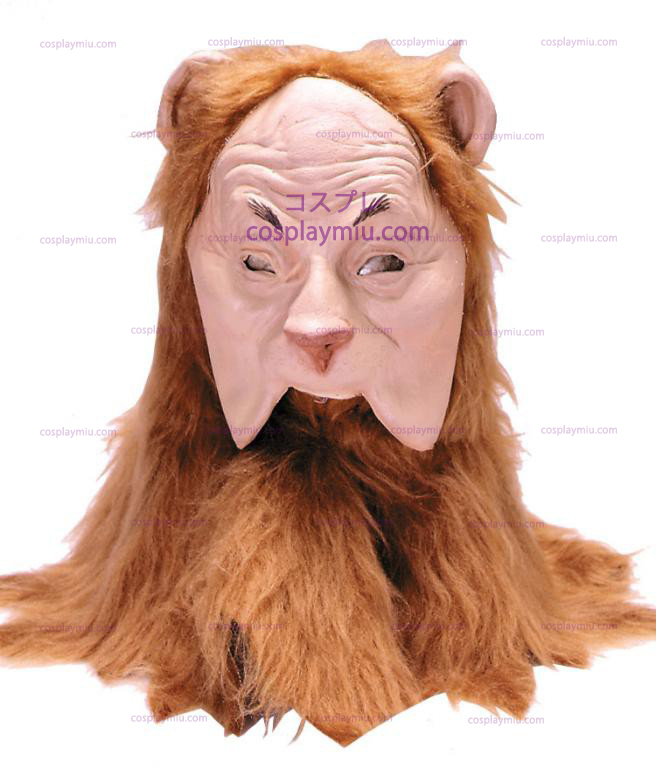 Wizard of Oz feg Lion Vuxenmask
