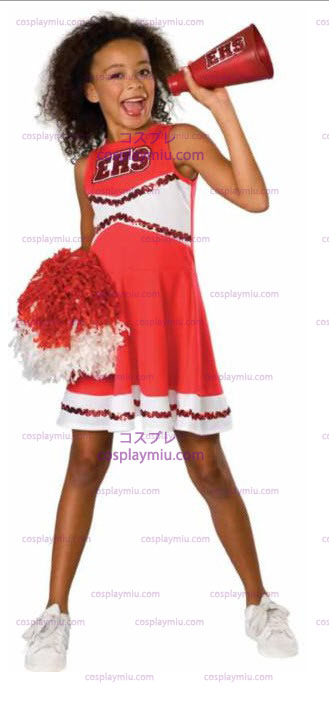 Cheerleader High School Musical Kostym