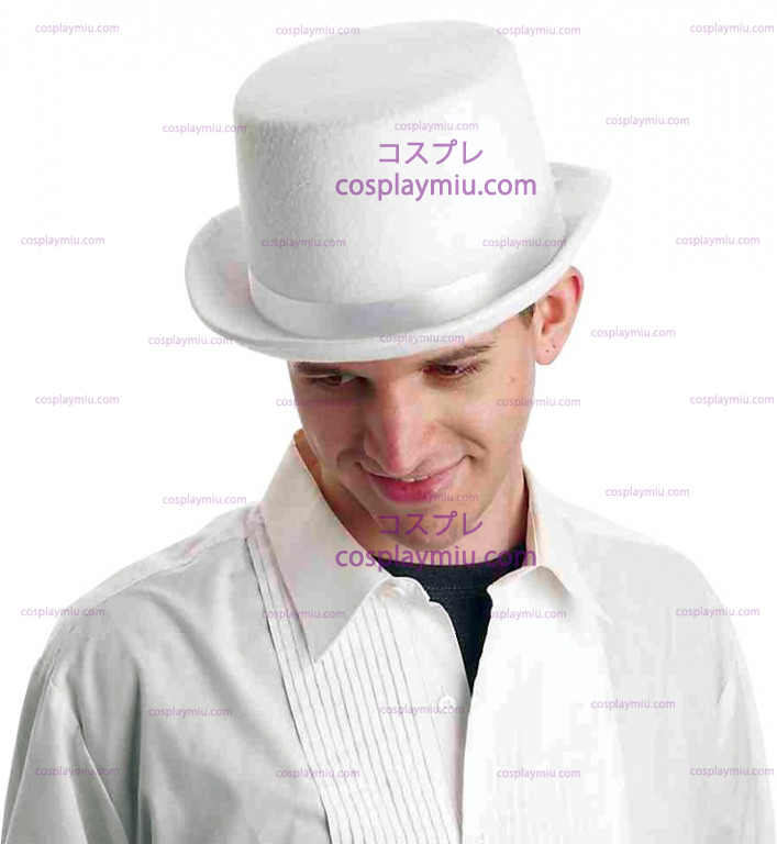 Deluxe White Top Hatt