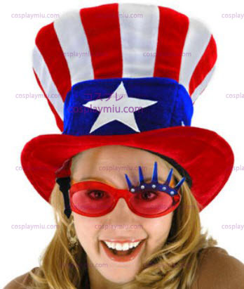 USA Uncle Sam Hatt