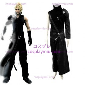 Final Fantasy VII Cloud Strife Män Cosplay Kostym
