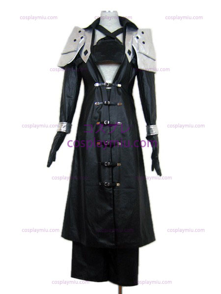 Final Fantasy 7 Sephiroth Cosplay kostym