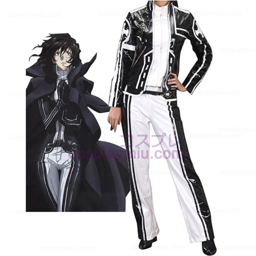 D.Gray Man Miranda Lotto Cosplay Kostym