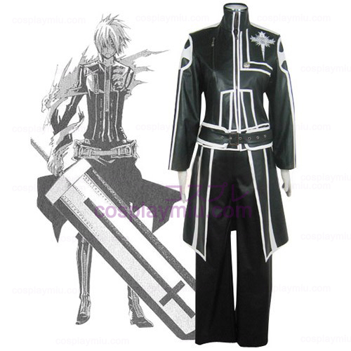 D.Gray Man Allen Walker Cosplay Kostym
