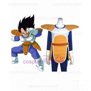 Dragon Ball Vegeta Cosplay Kostym