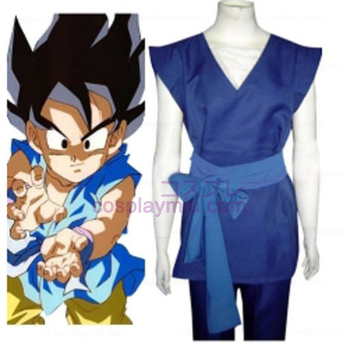 Dragon Ball Son Gohan Cosplay Kostym
