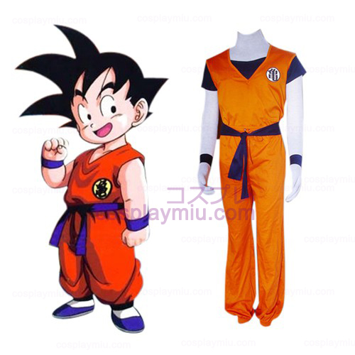 Dragon Ball Kame Cosplay Kostym