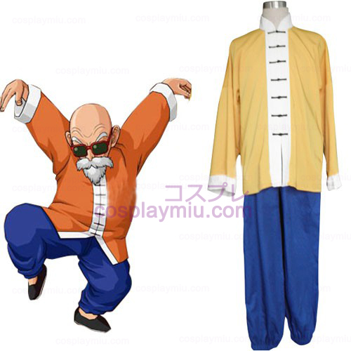 Dragon Ball Cosplay Kostym