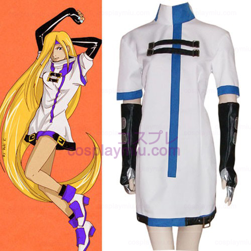 Guilty Gear Millia Rage Cosplay Kostym
