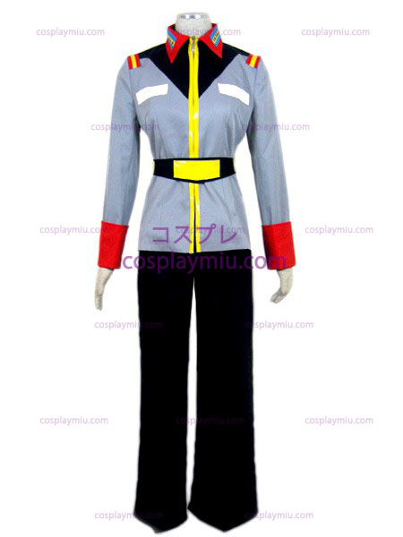Kvinnors uniform Earth Federation Forces Mobile Suit Gundam 0096